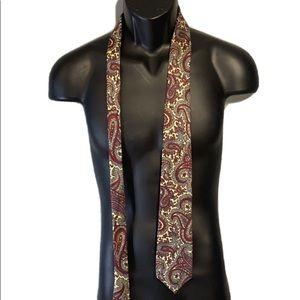 Hardy Amies London Silk Tie